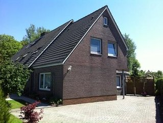 Apartment Carolinensiel for 3 people with 1 bedroom - apartment in one or multi