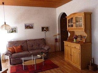 Ferienwohnung, 50qm, 1 Schlafzimmer
