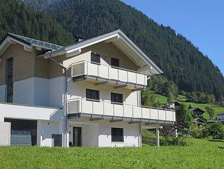 Comfortable Apartment in Gaschurn near Ski Area
