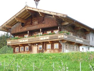 Alluring Chalet in Thierbach near Ski Area