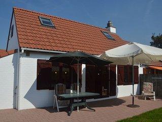 Modern Holiday Home in De Haan near Sea