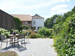 Lovely 110m2 large apartment near Valkenburg and Maastricht