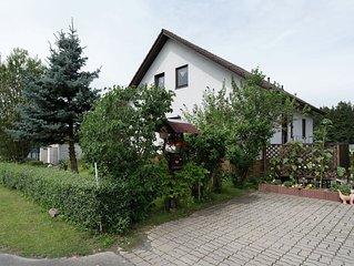 Cosy Apartment in Werda with Garden