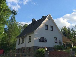 Ferienhaus Grünhainichen für 1 - 5 Personen mit 2 Schlafzimmern - Ferienhaus