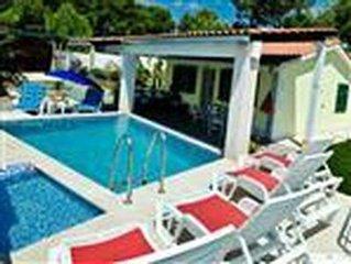 Ferienhaus Milna fur 8 - 10 Personen mit 4 Schlafzimmern - Ferienhaus