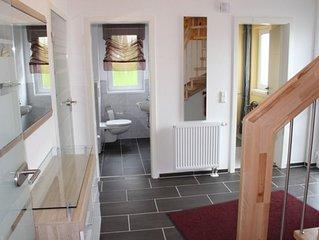 Schwedenhaus mit ca. 87 qm, 2 Schlafzimmer, für maximal 7 Personen