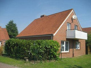 Holiday Jemgum for 2 - 3 persons with 1 bedroom - Holiday apartment in a two-fa