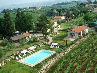 Ferienwohnung San Gimignano fur 2 - 4 Personen mit 1 Schlafzimmer - Ferienwohnun