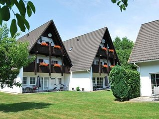 Ferienwohnung Walkenried fur 2 - 4 Personen mit 2 Schlafzimmern - Ferienwohnung