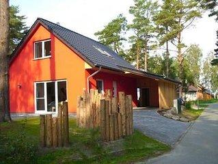 Ferienhaus Bodstedt fur 8 - 9 Personen mit 4 Schlafzimmern - Ferienhaus