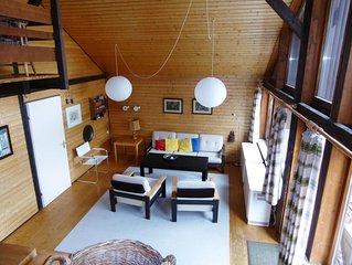 Ferienhaus, 85qm, 3 Schlafzimmer, max. 6 Personen