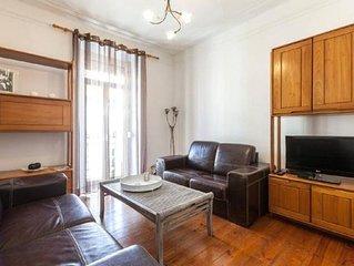 Ferienwohnung Lissabon fur 6 Personen mit 2 Schlafzimmern - Ferienwohnung