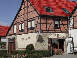 Holiday house Quedlinburg for 2 - 7 persons with 2 bedrooms - Holiday home
