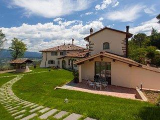 Ferienhaus Rignano Sull'Arno fur 2 - 10 Personen mit 4 Schlafzimmern - Ferienhau
