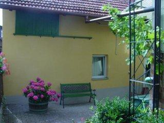 Ferienhaus Uffenheim fur 4 Personen mit 3 Schlafzimmern - Ferienhaus