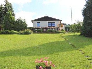 Ferienhaus Auerbach für 2 - 4 Personen mit 2 Schlafzimmern - Ferienhaus