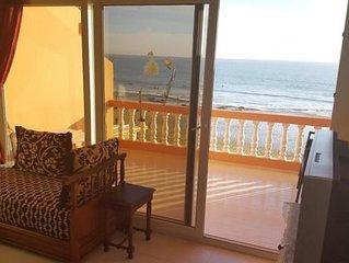 Ferienwohnung Taghazout fur 1 - 6 Personen mit 2 Schlafzimmern - Ferienwohnung i