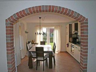 Ferienhaus Grimersum für 6 - 8 Personen mit 4 Schlafzimmern - Ferienhaus
