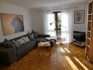Apartment 64 m², 1 bedroom, 1 living room/bedroom, max. 4 people + 1 baby