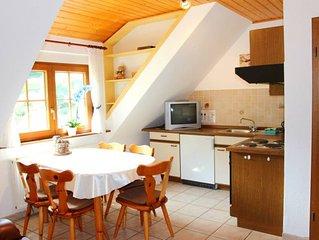 Ferienwohnung 7 mit 60 qm, 2 Schlafzimmer, für maximale 5 Personen