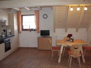 Ferienwohnung Bergidyllle mit 85qm, 2 Schlafzimmer, für maximal 5 Personen