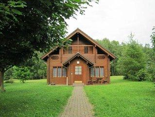 Ferienhaus Frielendorf für 8 - 9 Personen mit 4 Schlafzimmern - Ferienhaus