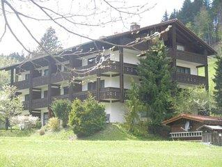 Ferienwohnung Sachrang für 2 - 4 Personen mit 1 Schlafzimmer - Ferienwohnung