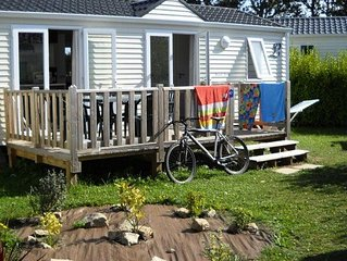 Camping Les Genets**** - Mobil Home 3 Pieces 4/6 Personnes