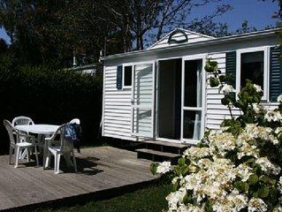 Camping Les Bruyères*** - Mobil Home Ophéa 3 Pièces 4/6 Personnes