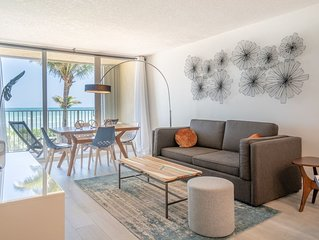 Beach Condo/ Onsite Restaurant/ Sleeps 4/ Island Beach Resort