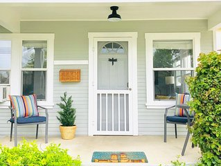 Sunny And Cozy Cottage In Triplex Near Beaches, Sony Studios And Freeways