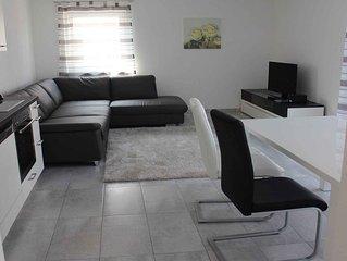 Ferienwohnung 67qm, 2 Schlafzimmer, max. 4 Personen