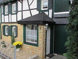 Ferienhaus Mechernich für 2 - 5 Personen mit 3 Schlafzimmern - Ferienhaus