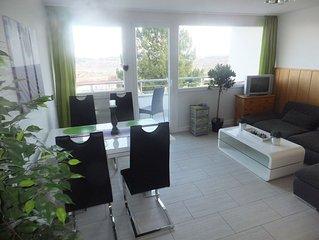 Ferienwohnung mit 43 qm, 1 Schlafzimmer, für maximal 4 Personen