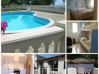 Ferienhaus Trappeto für 1 - 4 Personen mit 2 Schlafzimmern - Ferienhaus