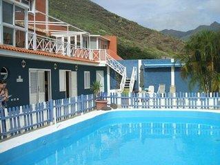 Ferienwohnung San Andres fur 1 - 3 Personen mit 1 Schlafzimmer - Ferienwohnung