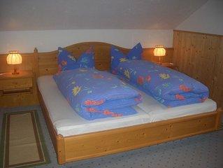 Ferienwohnung Feldbergblick mit 56qm, 2 Schlafzimmer, max. 5 Personen