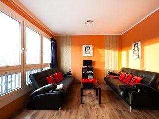 Ferienwohnung Friedrichshain für 4 - 10 Personen mit 4 Schlafzimmern - Ferienwoh