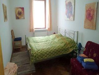 Ferienwohnung, 80qm, 2 Schlafzimmer, max. 5 Personen