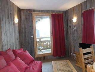 APPARTEMENT ALPE D'HUEZ HAUT DE STATION