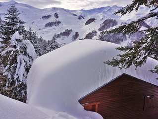 CH-1019 - Chalet for 6 people in Ustou
