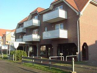 Ferienwohnung Friedrichskoog Spitze fur 2 - 4 Personen mit 2 Schlafzimmern - Meh