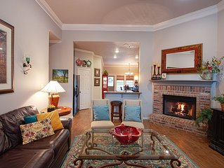 Welcome Home! 4-5 Bd/3 Bath, Beds all Queen! Great Location!