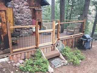 Rustic Summer  Cabin