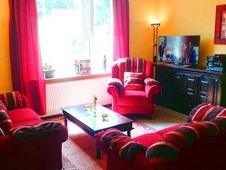 Fewo 1 - 7 Pers.,  56 - 86 m²,  W-Lan DSL 250, PKW-Stellplatz, E-BIKE Verleih