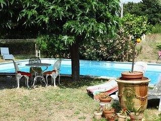 Ferienwohnung Pezenas fur 2 - 4 Personen mit 2 Schlafzimmern - Ferienwohnung in