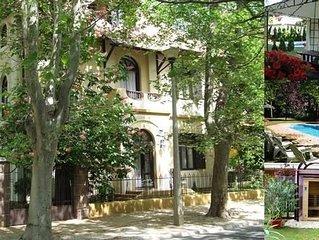 Ferienwohnung Siófok für 4 Personen mit 1 Schlafzimmer - Ferienwohnung in Villa