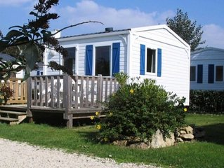 Camping Les Genets**** - Mobil Home 2 Pieces 2/3 Personnes