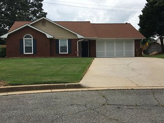 3/2 Stepless Ranch within 8 Miles of Lake Pointe