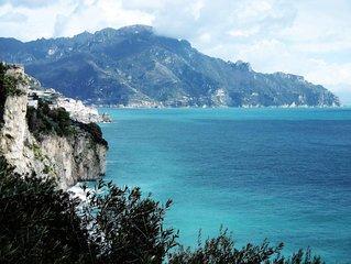 Blue Lagoon Amalfi -  Il paradiso blu a picco sul mare